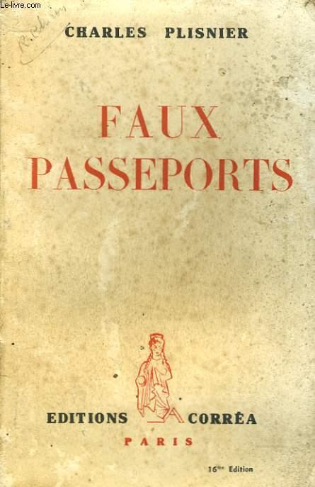 FAUX PASSEPORT