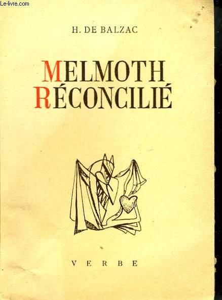 MELMOTH RECONCILIE