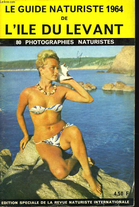 Resultado de imagen para l'ile du levant, nudiste