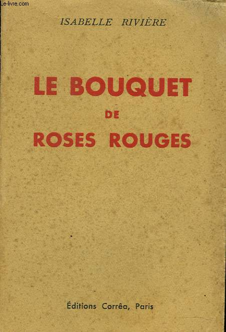 LE BOUQUET DE ROSES ROUGES