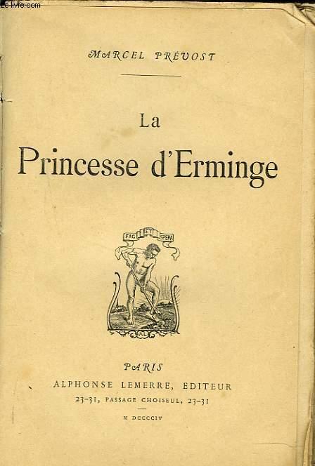 LA PRINCESSE D'ERMINGE