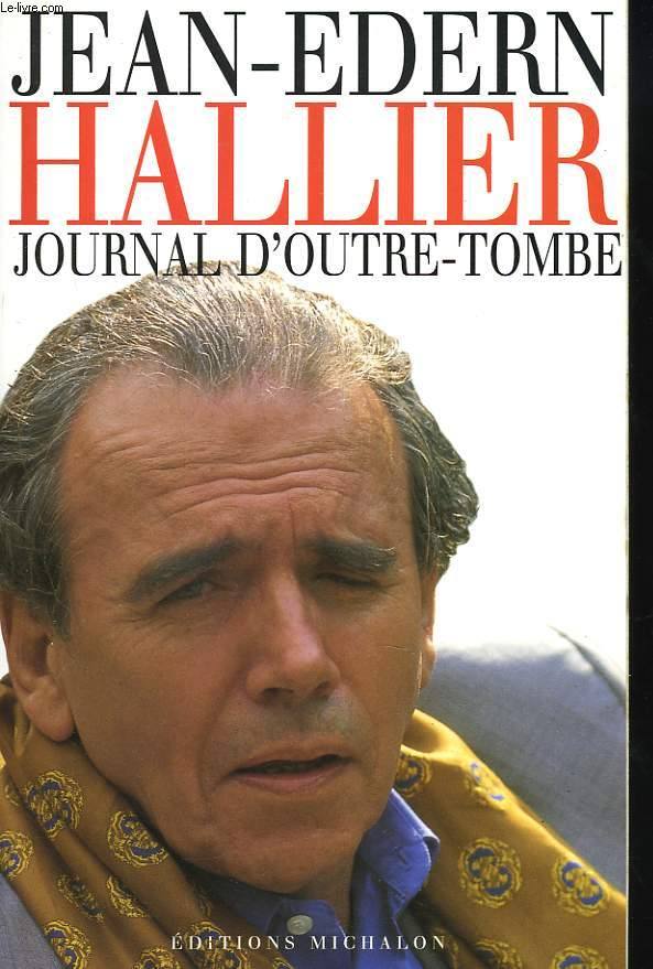JOURNAL D'OUTRE-TOMBE