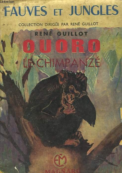 OUORO, LE CHIMPANZE