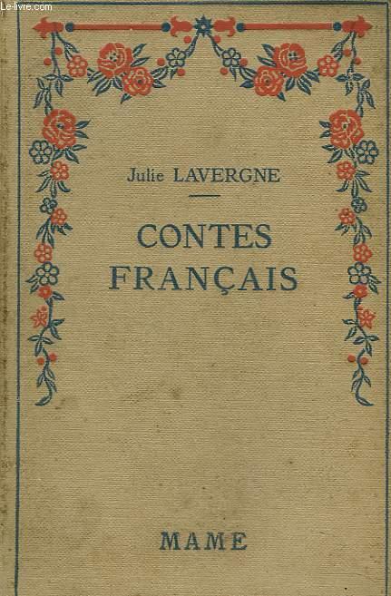 CONTES FRANCAIS