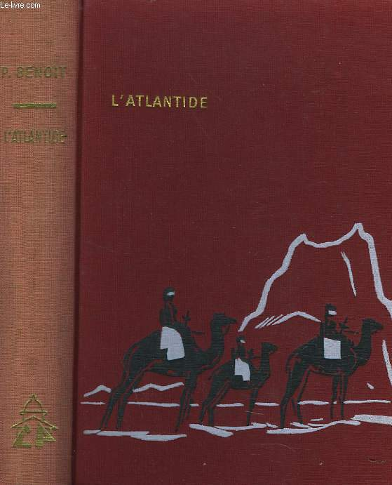 L'ATLANTIDE, DIX ILLUSTRATIONS DE LE GOFF