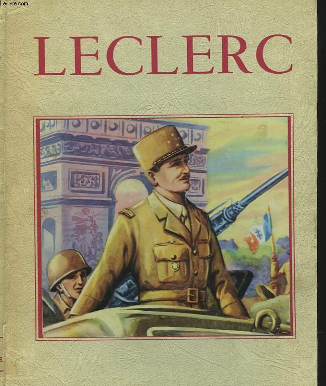 LECLERC. MARECHAL DE FRANCE