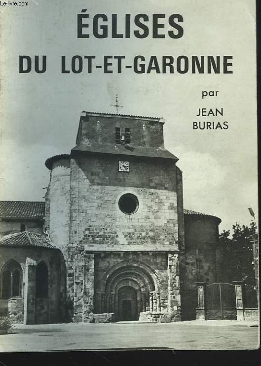 EGLISES DU LOT-ET-GARONNE