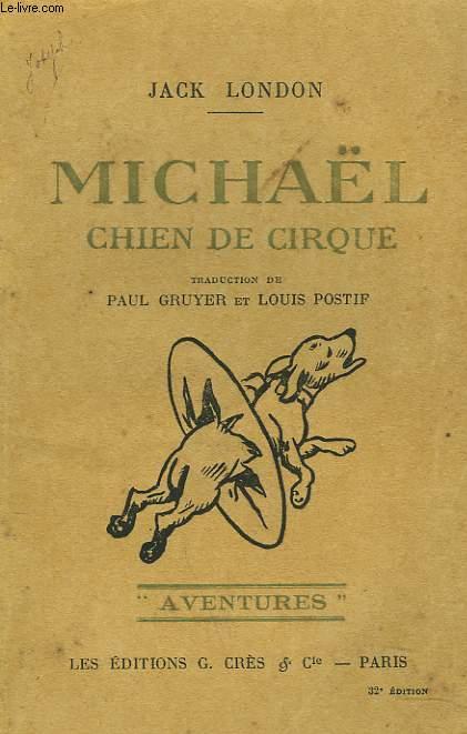 MICHAËL, CHIEN DE CIRQUE