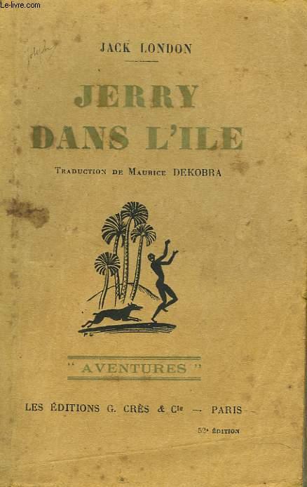 JERRY DANS L'ÎLE