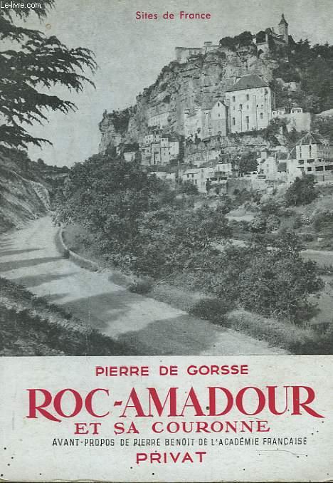 ROC-AMADOUR ET SA COURONNE