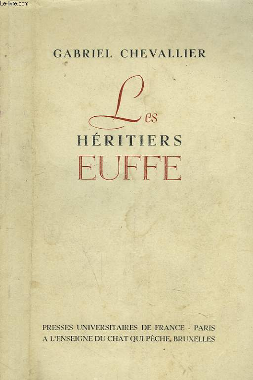 LES HERITIERS EUFFE