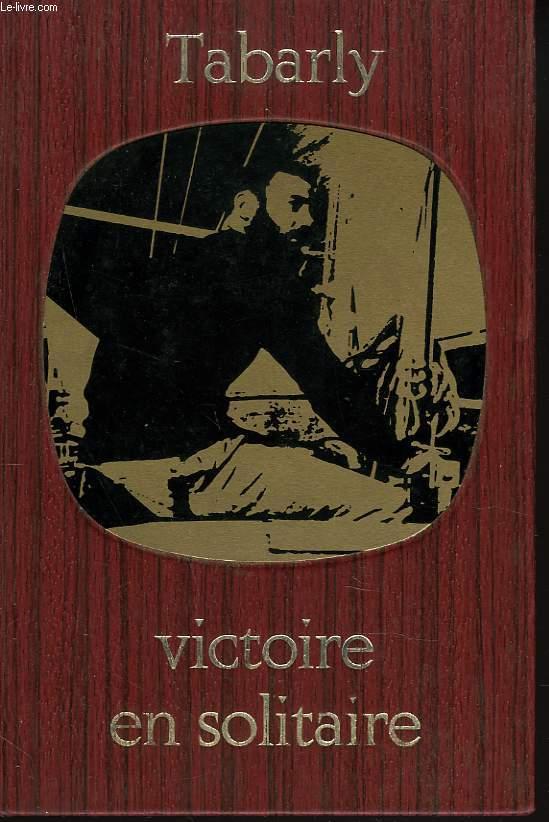 VICTOIRE EN SOLITAIRE