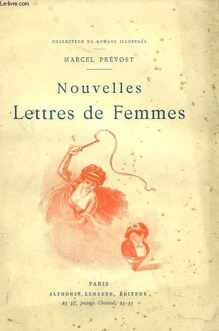 NOUVELLES. LETTRES DE FEMMES.