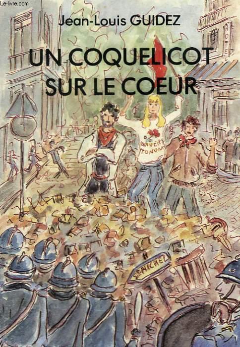 UN COQUELICOT SUR LE COEUR
