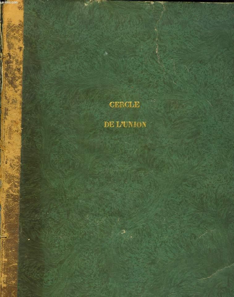 NEMESIS, SATIRE HEBDOMADAIRE. 52 LIVRAISONS RELIEES DU 27 MARS 1831 AU 1er AVRIL 1832