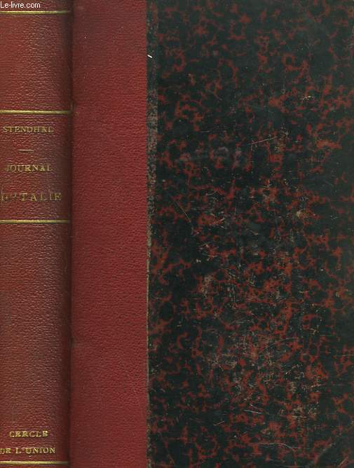 JOURNAL D'ITALIE, PUBLIE PAR PAUL ARBELET.
