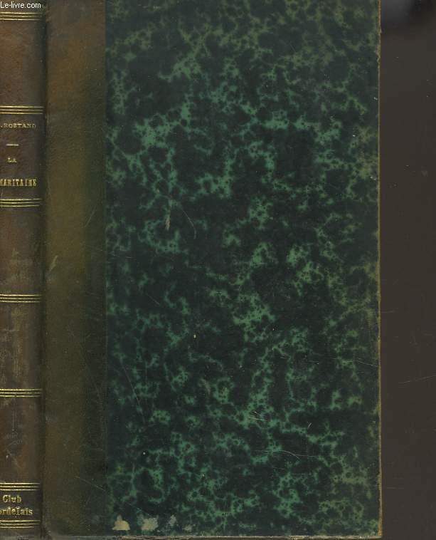 LA SAMARITAINE. EVANGILE EN 3 TABLEAUX, EN VERS. Représ. pour la 1re fois à Paris, sur le Théâtre de la Renaissance, le Mercredi saint (14 avril 1897).