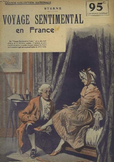 VOYAGE SENTIMAENTAL EN FRANCE