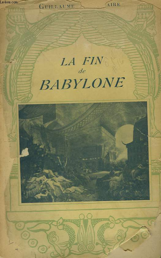 LA FIN DE BABYLONE