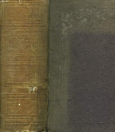 DICTIONNAIRE UNIVERSEL DES CONTEMPORAINS contenant toutes les personnes notables de la France et des pays étrangers. 3e EDITION.