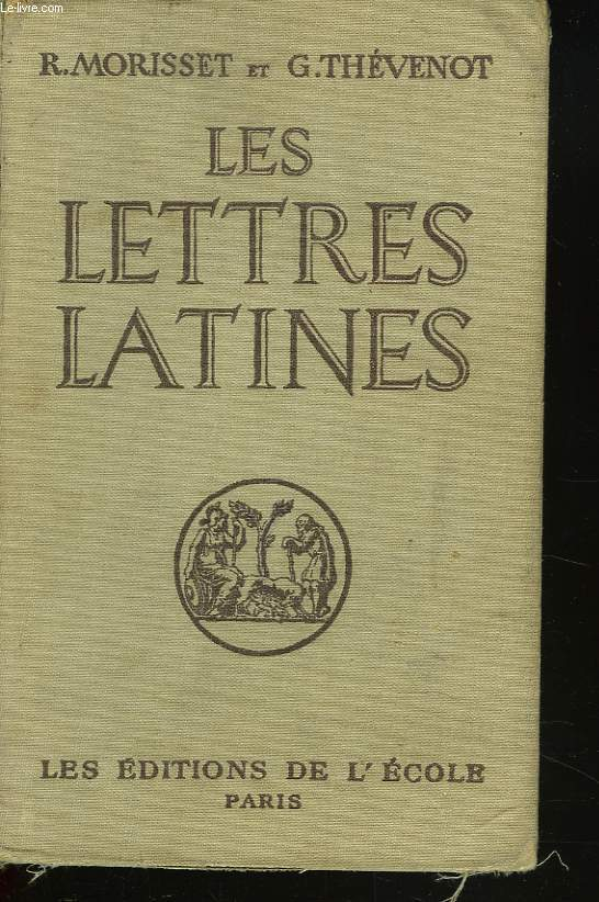 LES LETTRES LATINES