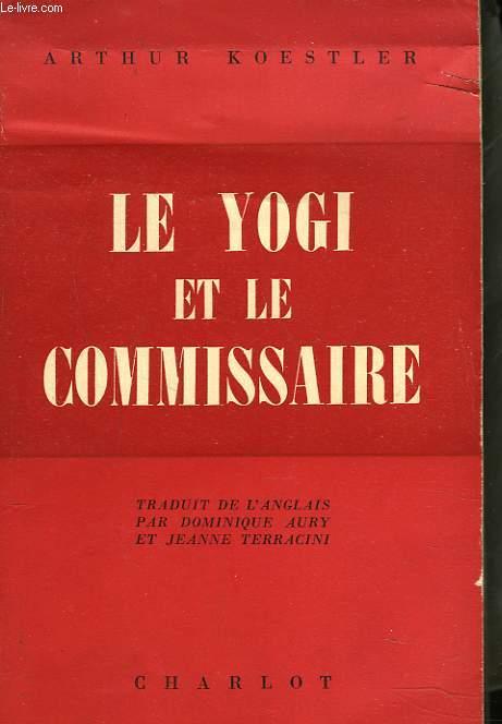 LE YOGI ET LE COMISSAIRE
