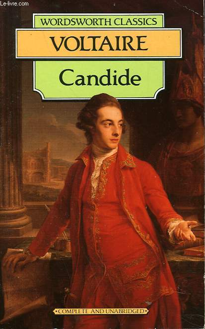 CANDIDE OR OPTIMISM.