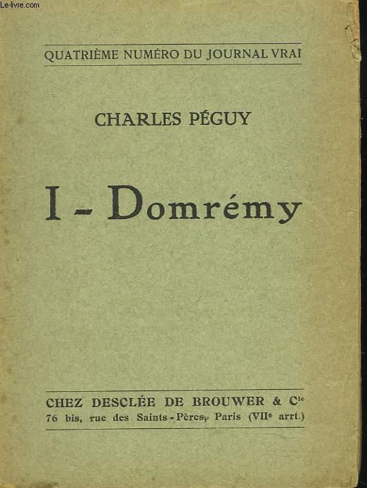 I. DOMREMY