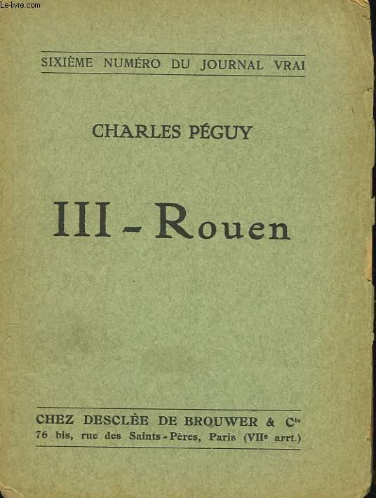 III. ROUEN