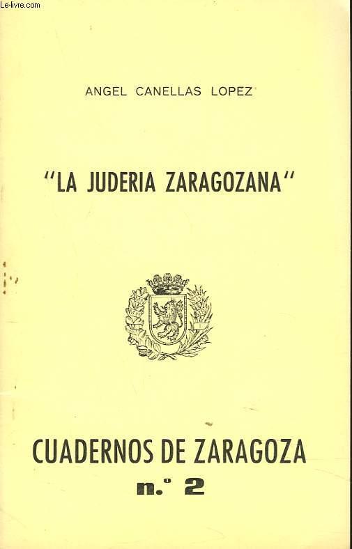 CUADERNOS DE ZARAGOZA N°2, 1974.