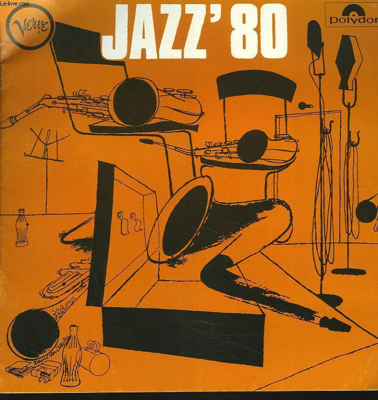 CATALOGUE JAZZ'80
