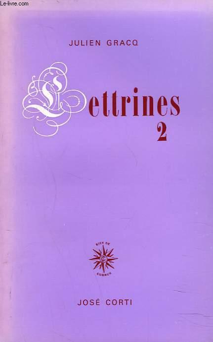 LETTRINES 2.