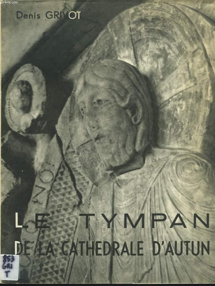 LE TYMPAN DE LA CATHEDRALE D'AUTUN