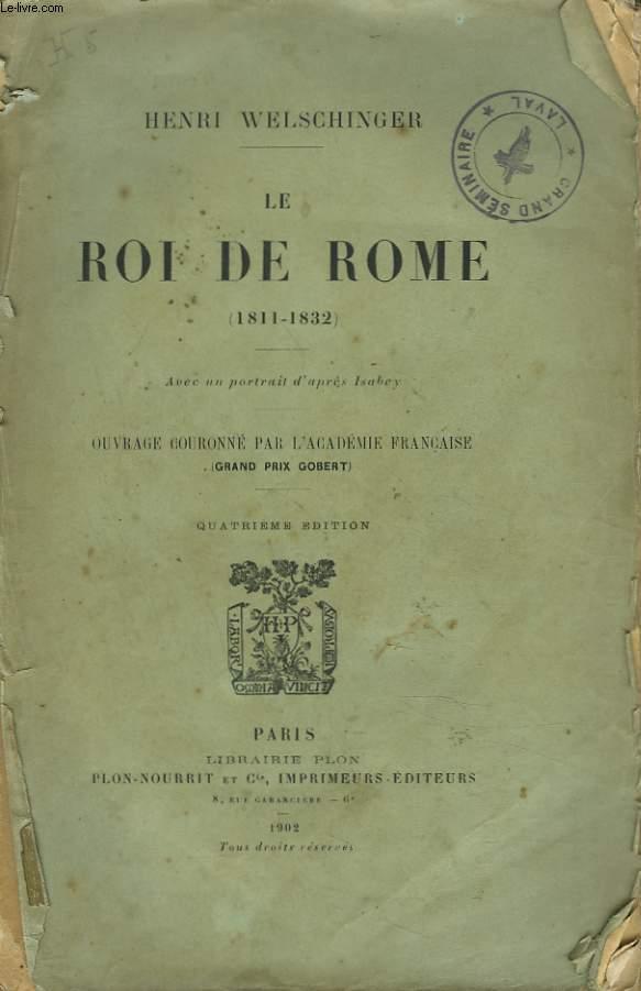 LE ROI DE ROME (1811-1832)