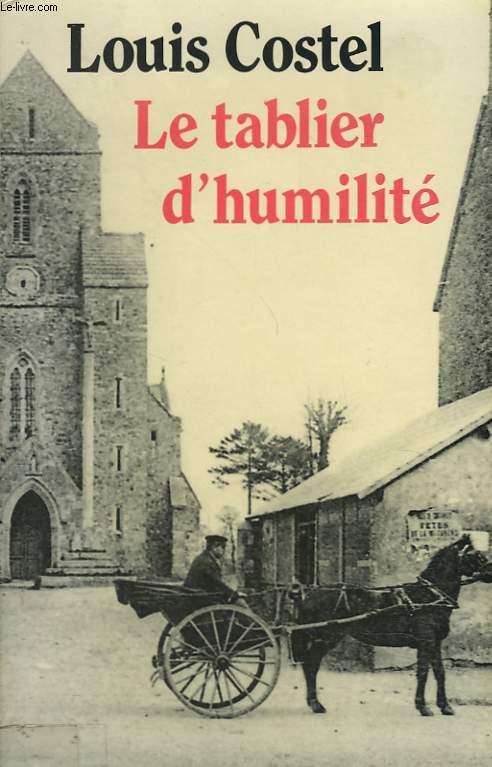 LE TABLIER D'HUMILITE.
