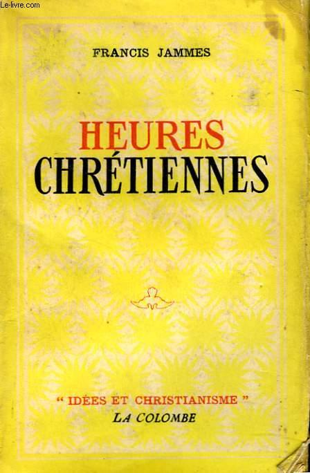 HEURES CHRETIENNES