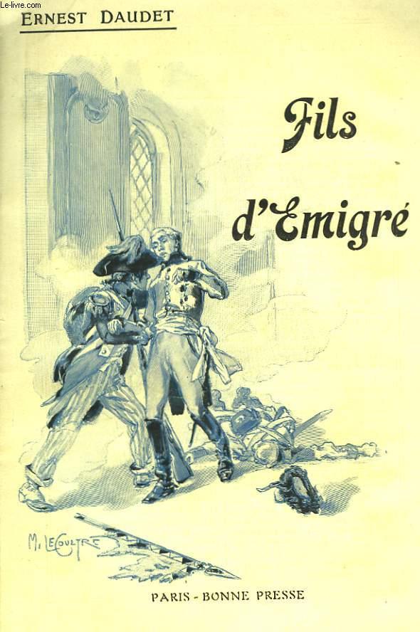 FILS D'EMIGRE