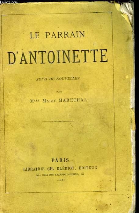 LE PARRAIN D'ANTOINETTE