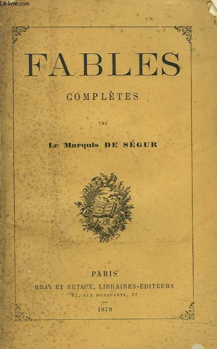 FABLES COMPLETES