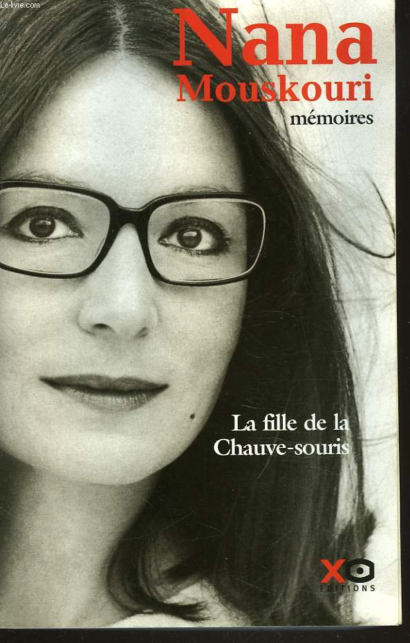 MEMOIRES. LA FILLE DE LA CHAUVE-SOURIS.