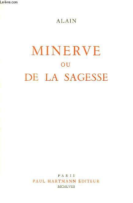 MINERVE OU LA SAGESSE