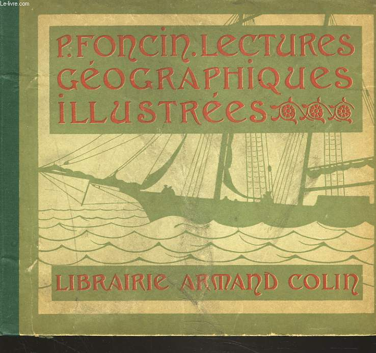 LECTURES GEOGRAPHIQUES ILLUSTREES