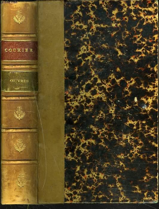 OEUVRES précédées d'un essai sur la vie et les écrits de l'auteur.