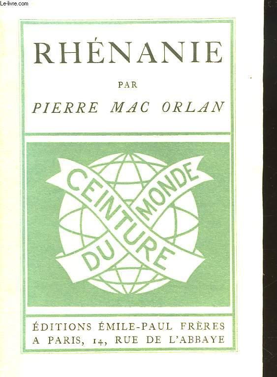 RHENANIE