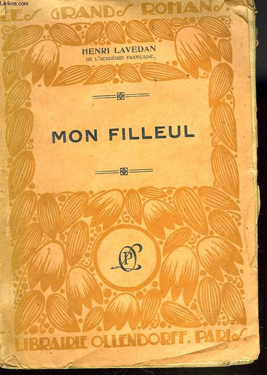 MON FILLEUL