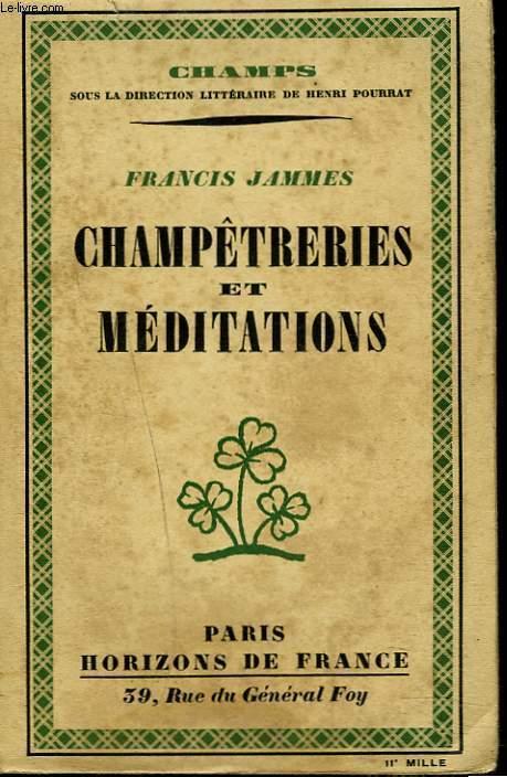 CHAMPÊTRES MEDITATIONS