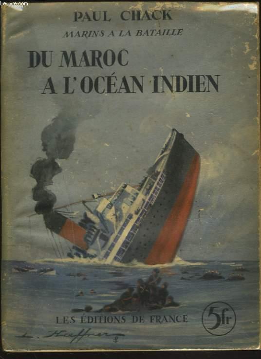 DU MAROC A L'OCEAN INDIEN
