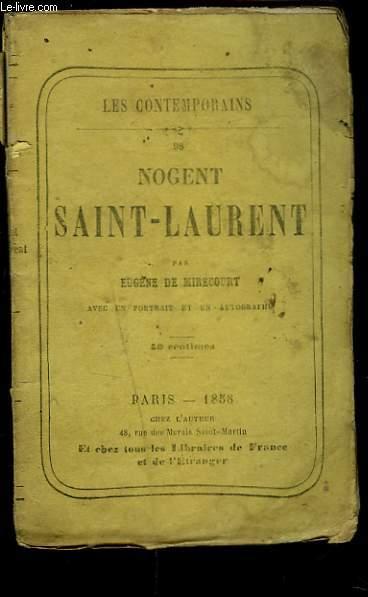 NOGENT SAINT-LAURENT