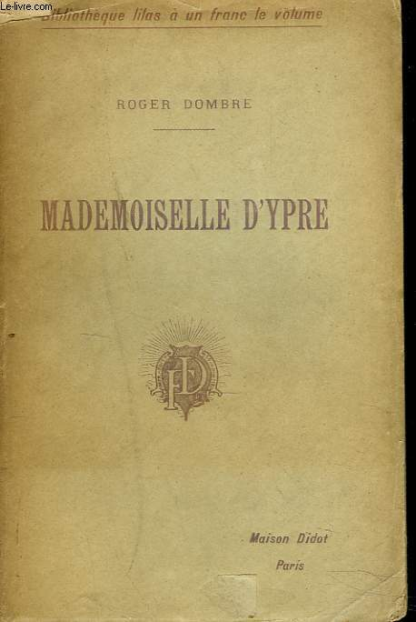 MADEMOISELLE D'YPRE