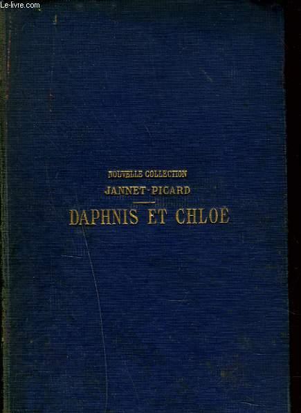 LES PASTORALES DE LONGUS ou DAPHNIS ET CHLOE.